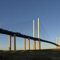 Dartford QE2 Bridge - photo credit Gillard-Reid