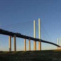 Dartford QE2 Bridge - photo credit Gillard-Reid