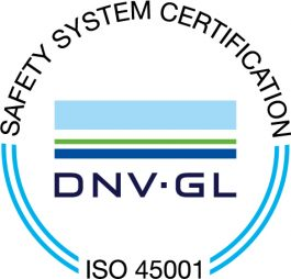 ISO 45001 certification for Health and Safety